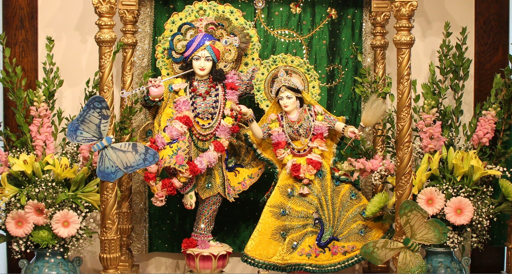 Iskcon devotee dating